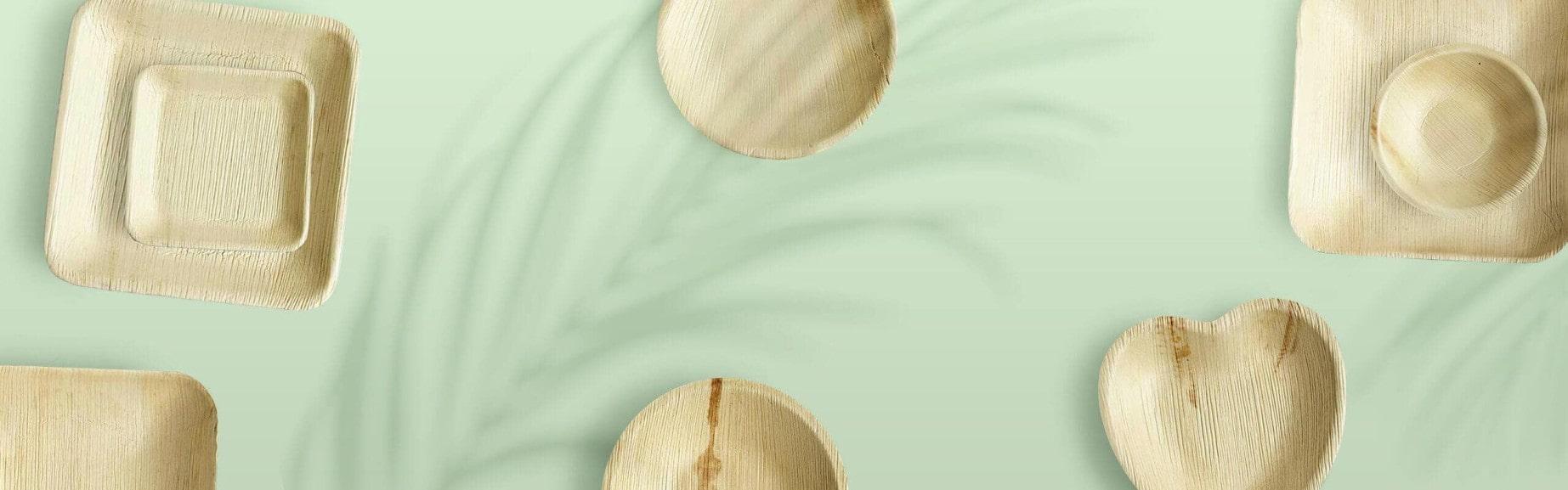 Quality Palm Leaf Plates
